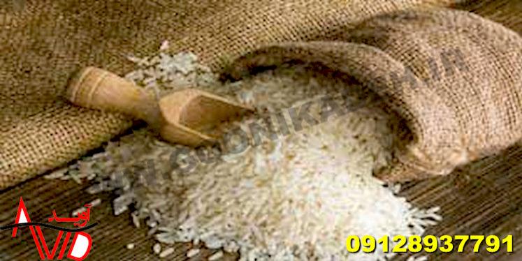 کیسه گونی برنج پارچه ای