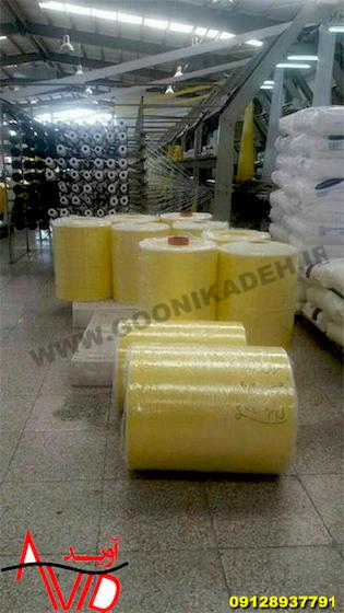 فروش رول گونی پلاستیکی